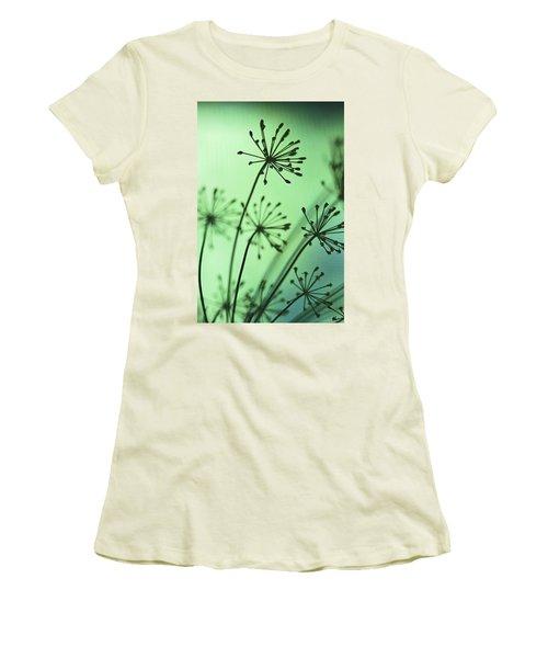 Firing Neurons Women's T-Shirt (Athletic Fit)