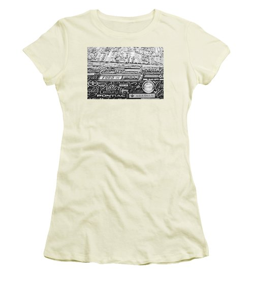 Ford Fox Women's T-Shirt (Athletic Fit)