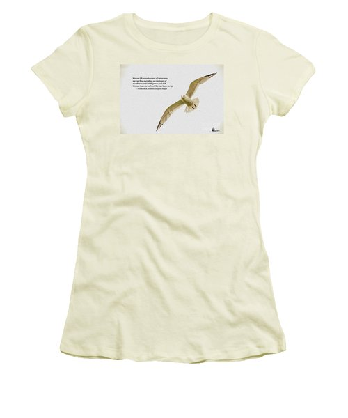 Free Flight Women's T-Shirt (Athletic Fit)