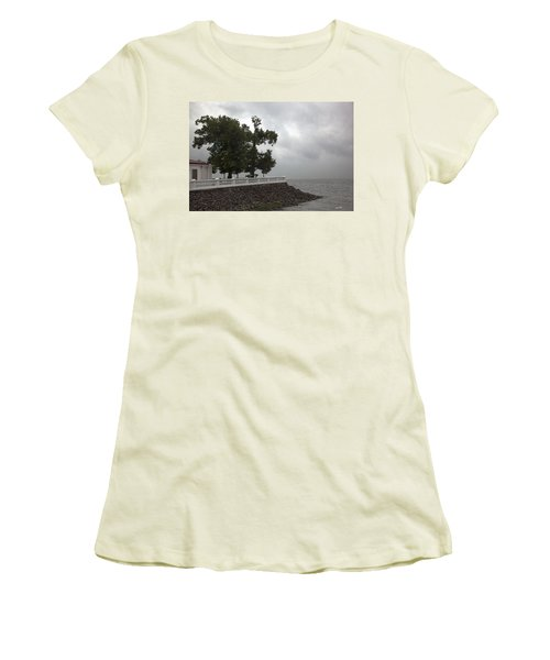 From Russia With Love Women's T-Shirt (Junior Cut) by Madeline Ellis