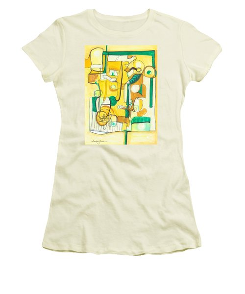 From Within 10 Women's T-Shirt (Junior Cut) by Stephen Lucas