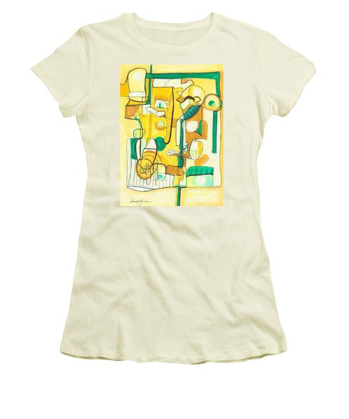 From Within 10 Women's T-Shirt (Athletic Fit)