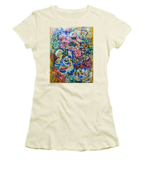 Fulfilling Life Women's T-Shirt (Athletic Fit)