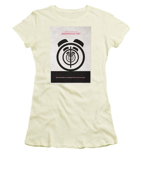 Groundhog Day Women's T-Shirt (Athletic Fit)