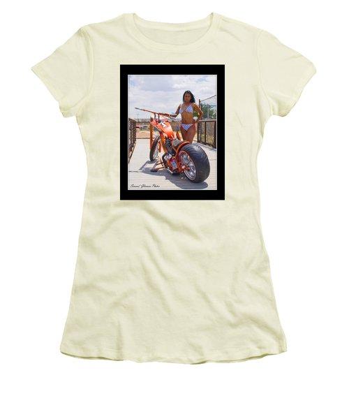 H-d_d1 Women's T-Shirt (Athletic Fit)