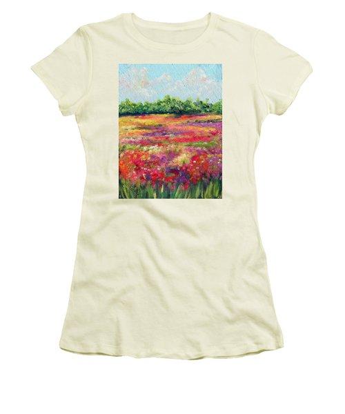 Heaven's Breath Women's T-Shirt (Athletic Fit)