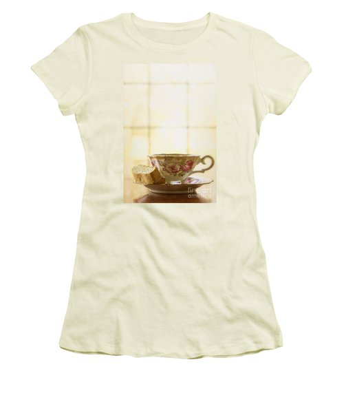 High Tea Women's T-Shirt (Athletic Fit)