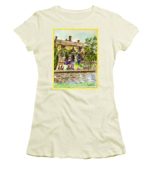 Hilltop Farm Women's T-Shirt (Athletic Fit)