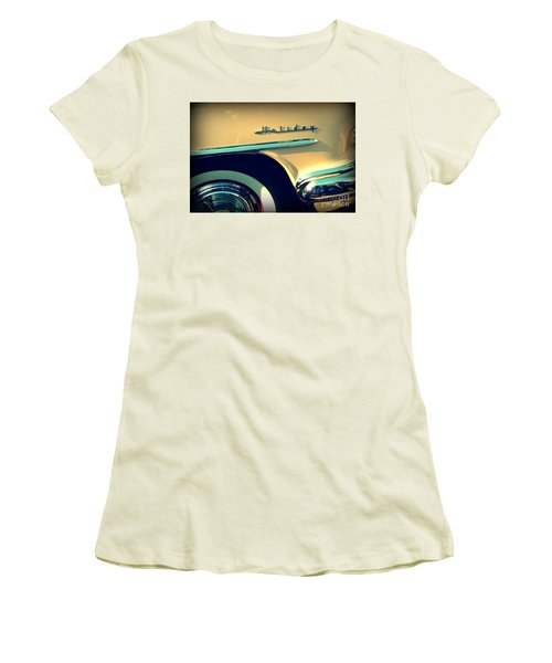 Women's T-Shirt (Junior Cut) featuring the photograph Holiday by Valerie Reeves