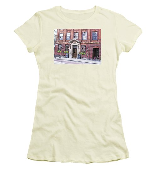 Hung Drawn And Quartered Women's T-Shirt (Athletic Fit)