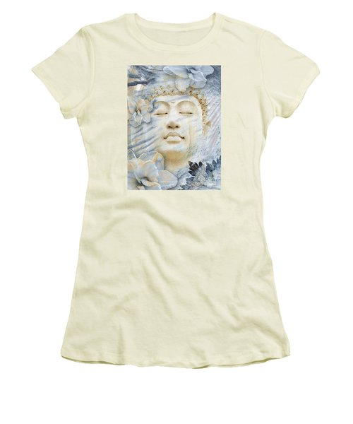 Inner Infinity Women's T-Shirt (Junior Cut) by Christopher Beikmann