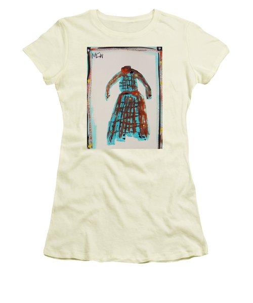 Inspired By Vuillard Women's T-Shirt (Junior Cut) by Mary Carol Williams