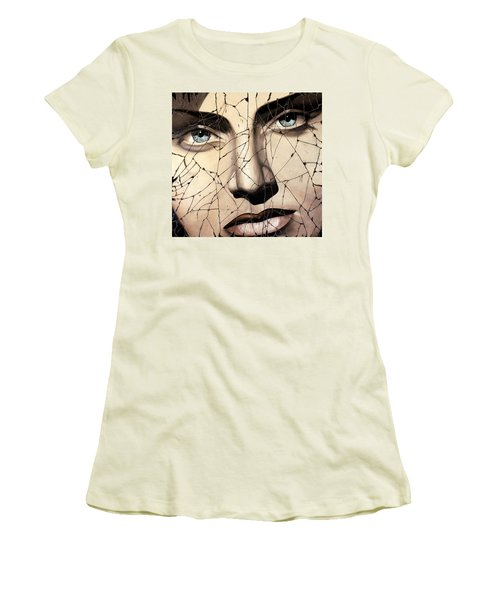 Kallisto - Study No. 1 Women's T-Shirt (Athletic Fit)