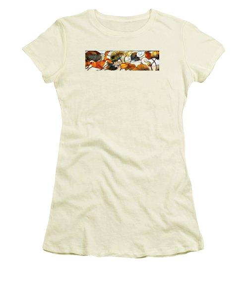 Koi Women's T-Shirt (Athletic Fit)