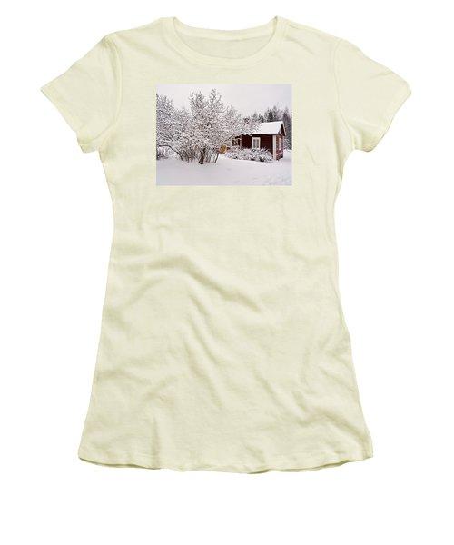 Kovero Farm Women's T-Shirt (Athletic Fit)