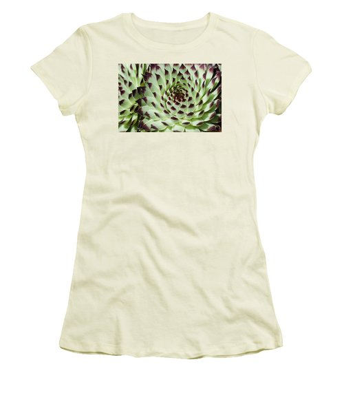 Live-for-ever Women's T-Shirt (Junior Cut) by Lana Enderle