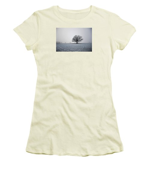 Majestic Women's T-Shirt (Junior Cut) by Randi Grace Nilsberg