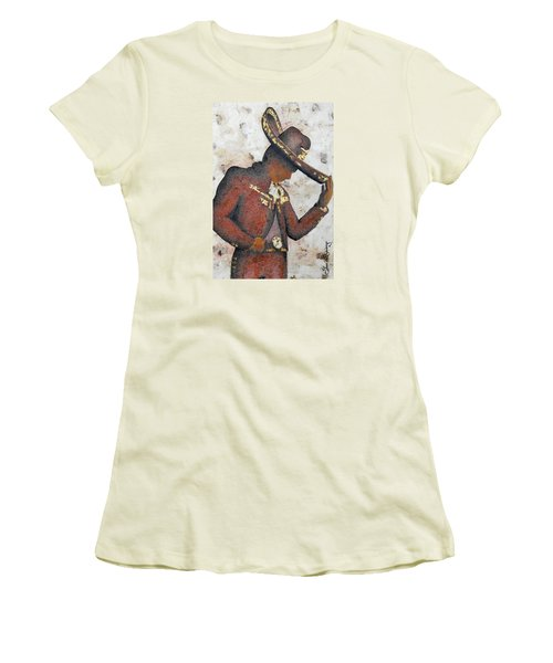 Mariachi  II Women's T-Shirt (Athletic Fit)