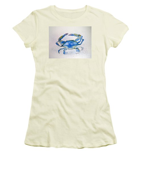 Maryland Blue Crab  Women's T-Shirt (Athletic Fit)