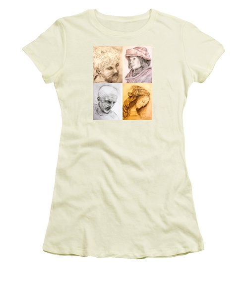 Master Studies Women's T-Shirt (Junior Cut) by Loretta Luglio