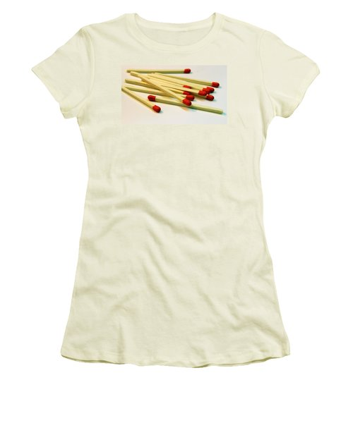 Matchpoint Women's T-Shirt (Athletic Fit)