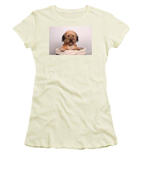 Max 2 Women's T-Shirt (Junior Cut) by Randi Grace Nilsberg