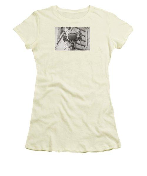 Medieval Alarm Women's T-Shirt (Athletic Fit)