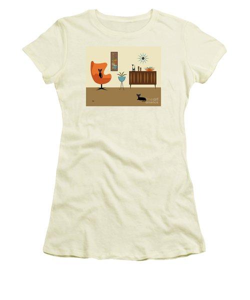 Mini Gravel Art 3 Women's T-Shirt (Athletic Fit)
