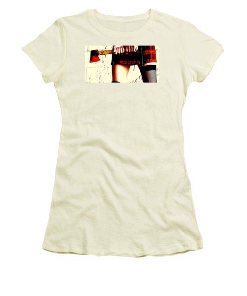 Molly's Hatchet Women's T-Shirt (Athletic Fit)