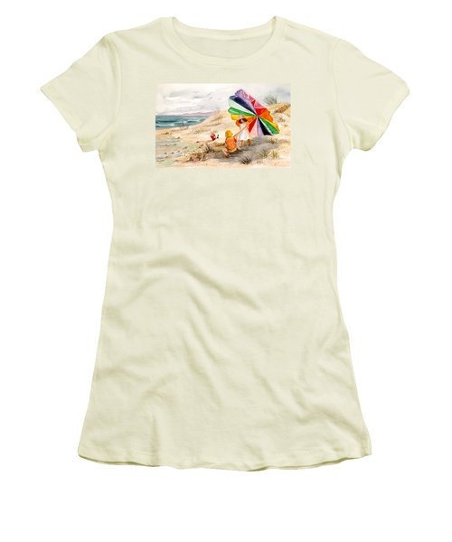 Moments To Remember Women's T-Shirt (Athletic Fit)