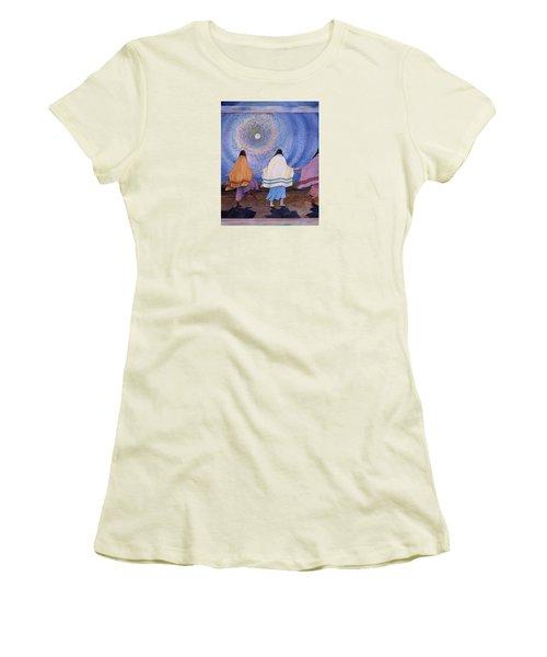 Moondance Women's T-Shirt (Athletic Fit)