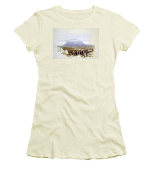 Mount Tabor Women's T-Shirt (Athletic Fit)