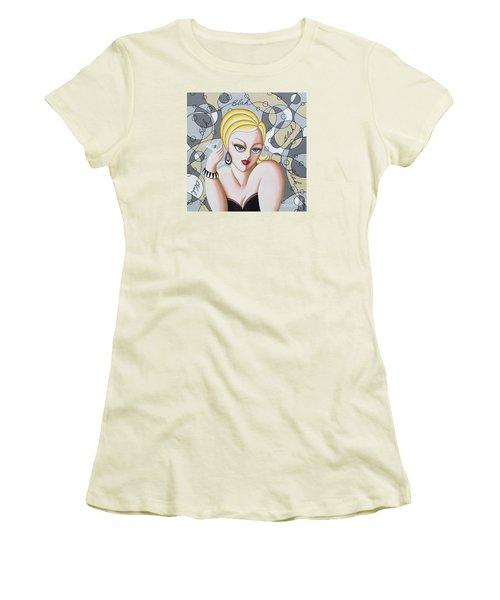 My Dear Women's T-Shirt (Athletic Fit)