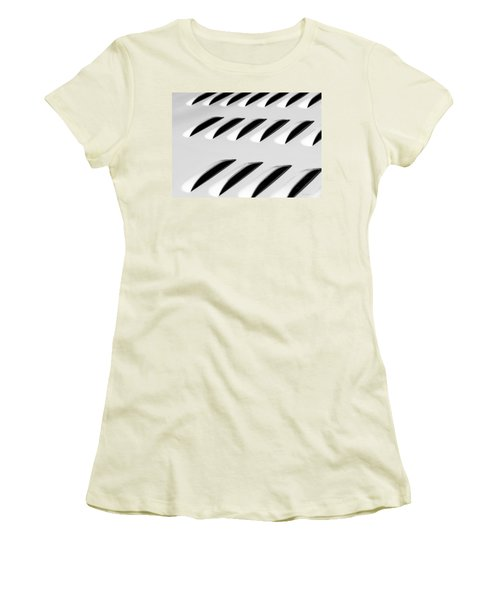 Need To Vent - Abstract Women's T-Shirt (Junior Cut) by Steven Milner