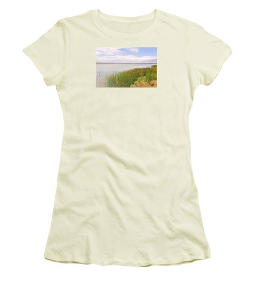 On Shore Women's T-Shirt (Athletic Fit)