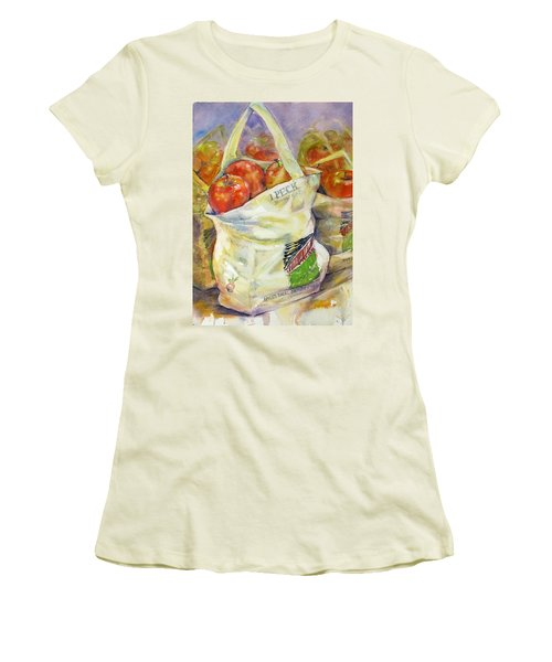 One Peck Women's T-Shirt (Athletic Fit)