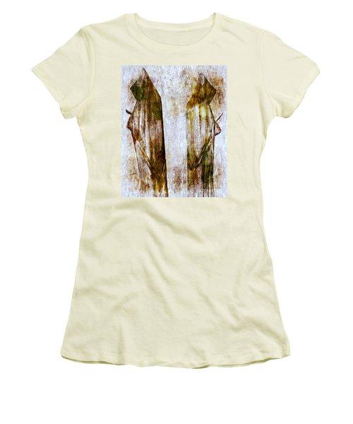 Opus Dei Women's T-Shirt (Junior Cut) by Barbara Chichester