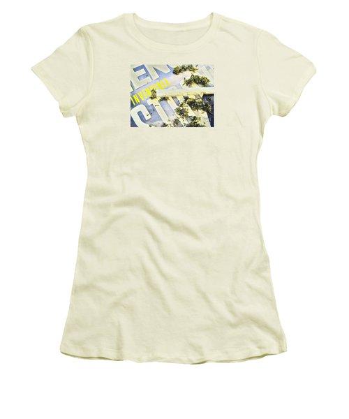 Or So I Thought Women's T-Shirt (Junior Cut) by John King