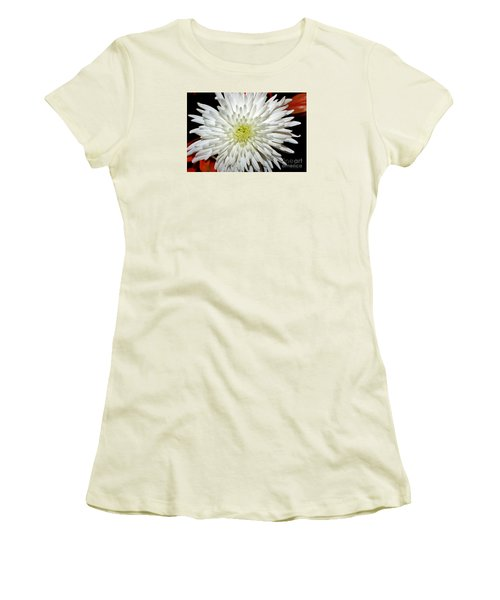 Painted Lady Women's T-Shirt (Athletic Fit)