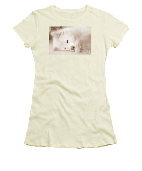 Pawsome Women's T-Shirt (Athletic Fit)
