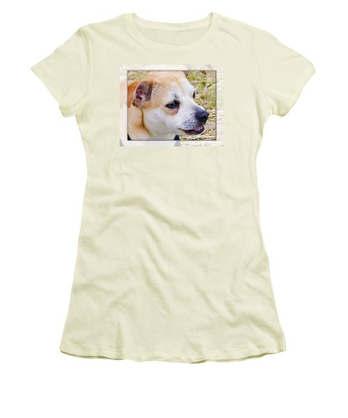 Pets Women's T-Shirt (Athletic Fit)
