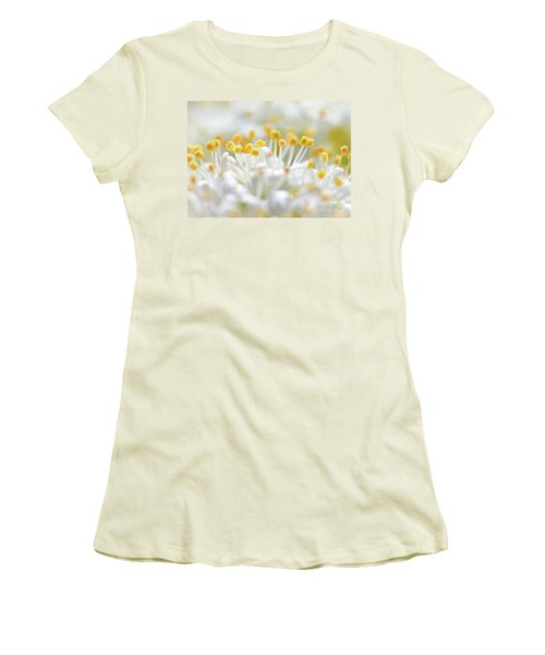Pollen Women's T-Shirt (Athletic Fit)