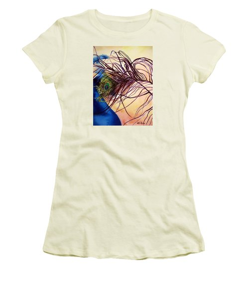 Preening For Attention Sold Women's T-Shirt (Junior Cut) by Lil Taylor