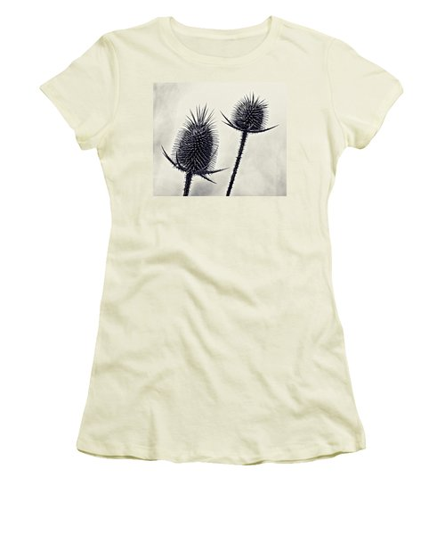 Prickly Women's T-Shirt (Athletic Fit)