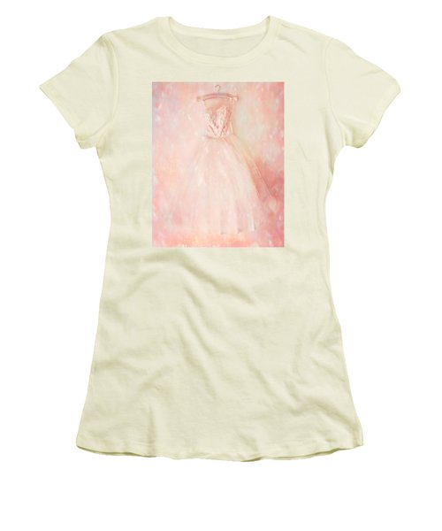 Ready For The Magic Women's T-Shirt (Junior Cut) by Theresa Tahara