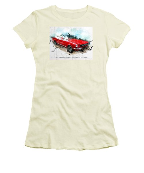 The Red Pony 2 Women's T-Shirt (Athletic Fit)
