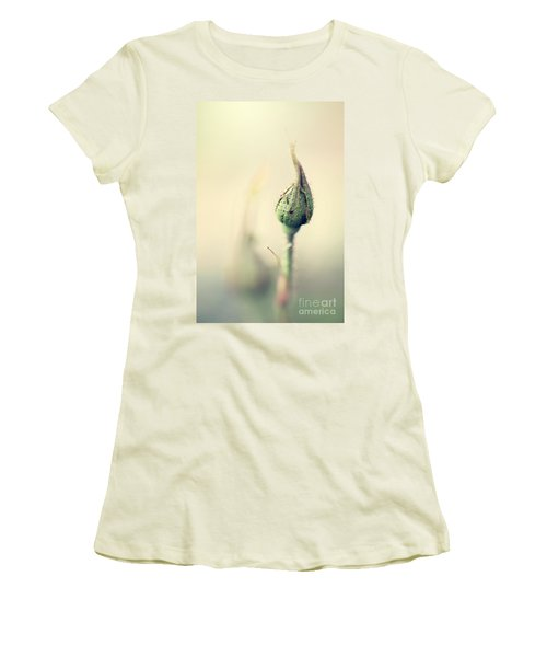 Remember Women's T-Shirt (Junior Cut) by Trish Mistric