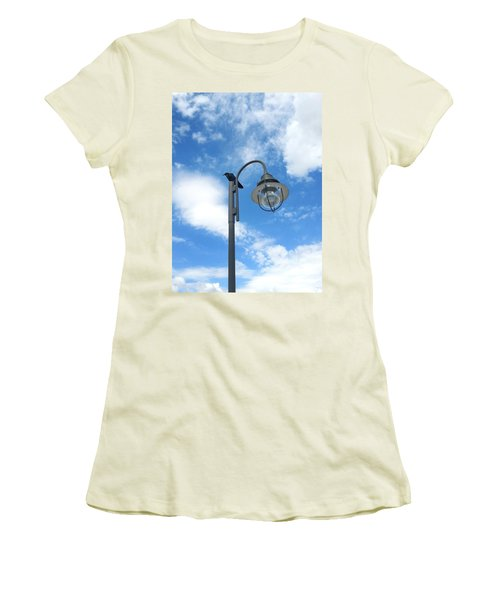 Rest Stop For The Harbinger Women's T-Shirt (Athletic Fit)