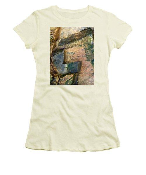 Rock On Women's T-Shirt (Junior Cut) by Liz  Alderdice
