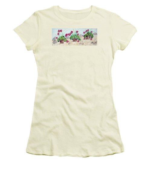 Rock Path Women's T-Shirt (Junior Cut)